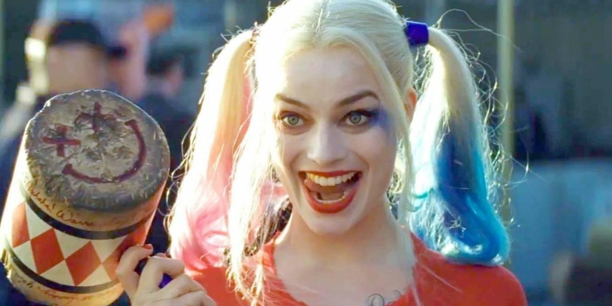 Margot Robbie prepara película en solitario de Harley Quinn
