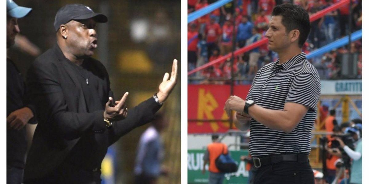 Medford dice que después del Clásico otra será su historia con Ronald González