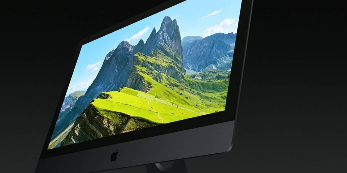 Apple comenzará a vender el potente iMac Pro mañana