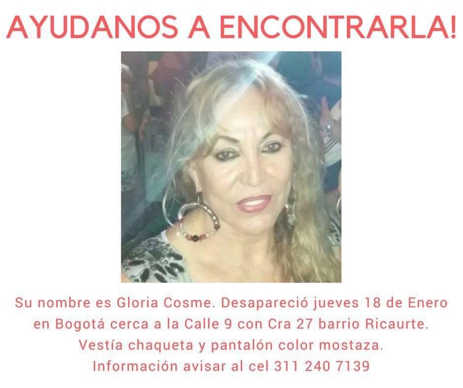 Gloria Cosme