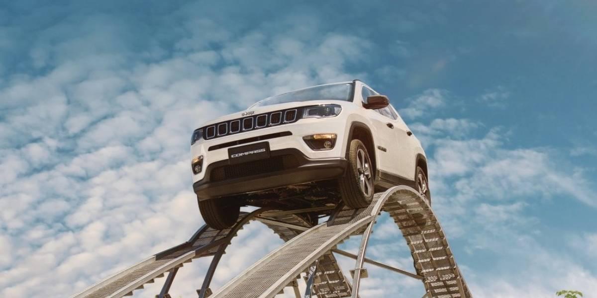 Aventura Jeep® llega con exclusivo Park a Cachagua