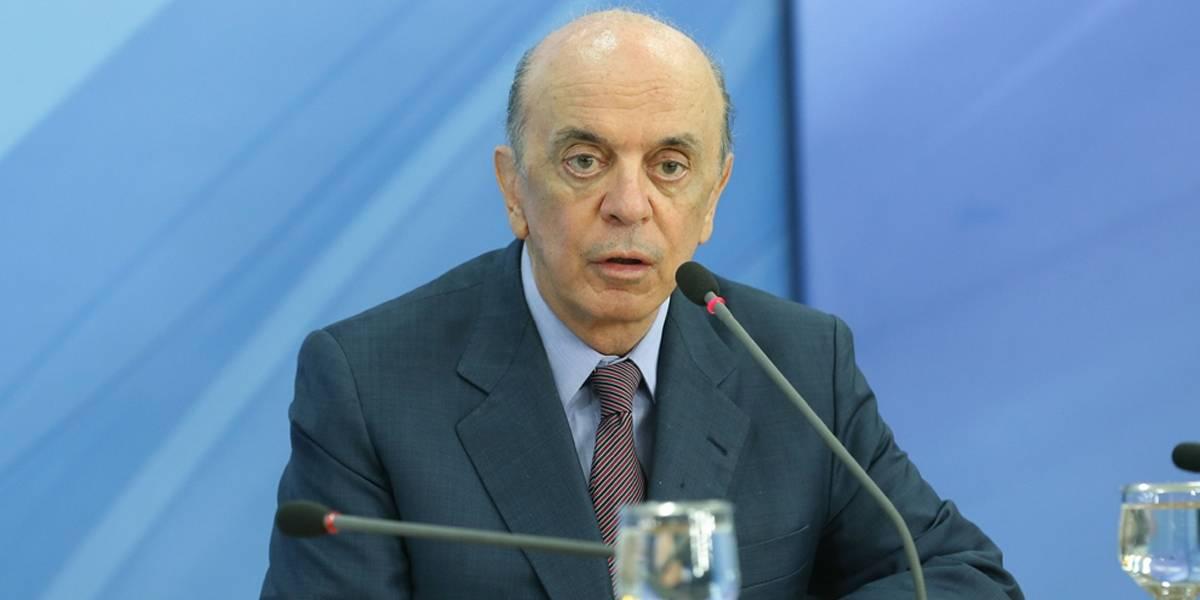 José Serra se torna réu por lavagem de dinheiro; Toffoli suspende investigações