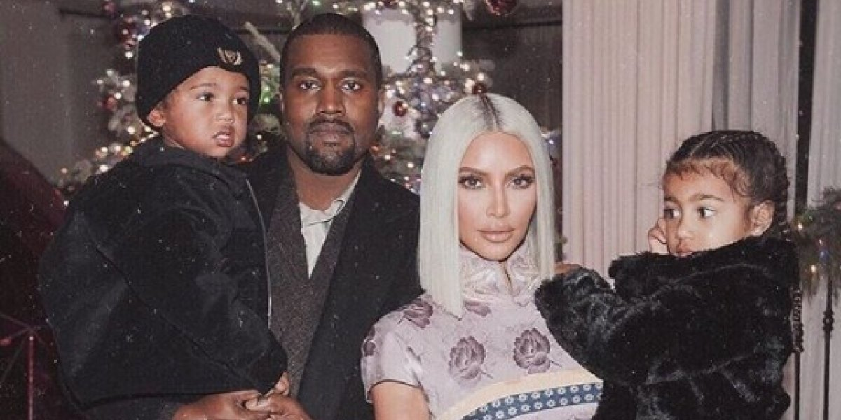 Kim Kardashian revela como foi se tornar mãe através de uma barriga de aluguel