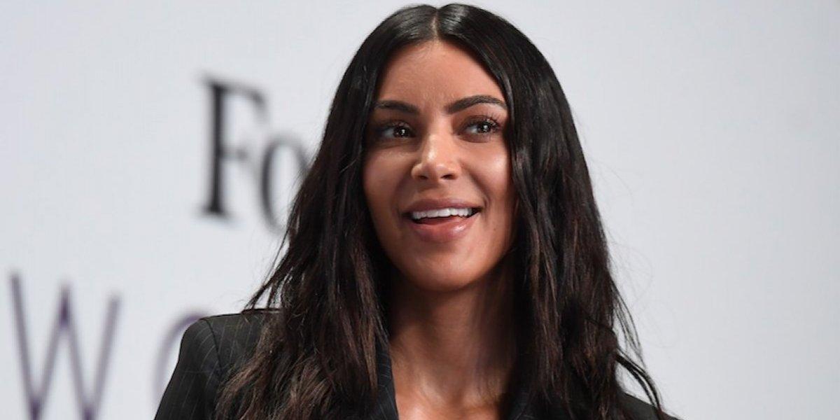 Kim Kardashian muestra su lado más sensual