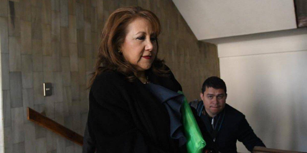 Jueza se excusa de conocer caso de Blanca Stalling