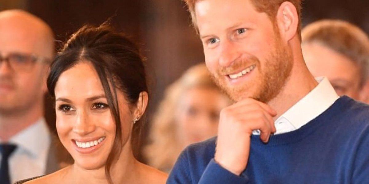 Plebeus sortudos participarão de casamento de Harry e Meghan