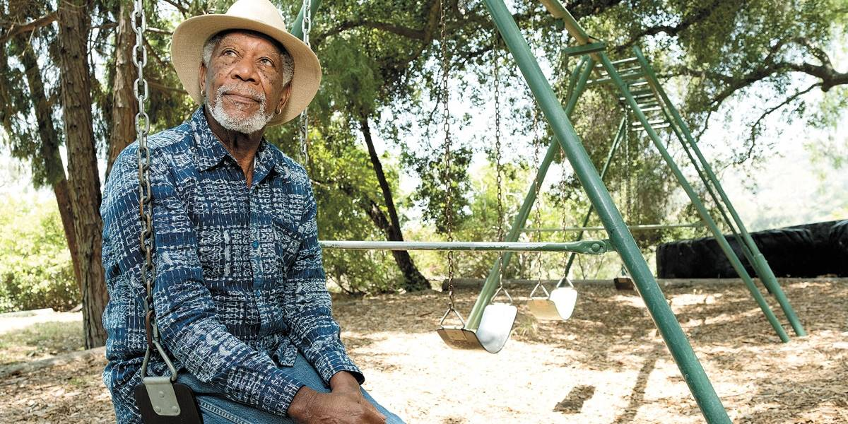 Em The History of Us, humanidade guia Morgan Freeman pelo mundo