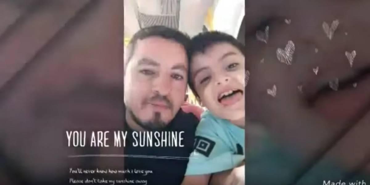 """""""Mi hijo se fue como un luchador, fue un héroe"""": pequeño de 7 años murió ahogado en su primer día de vacaciones y sus órganos salvaron ocho vidas"""