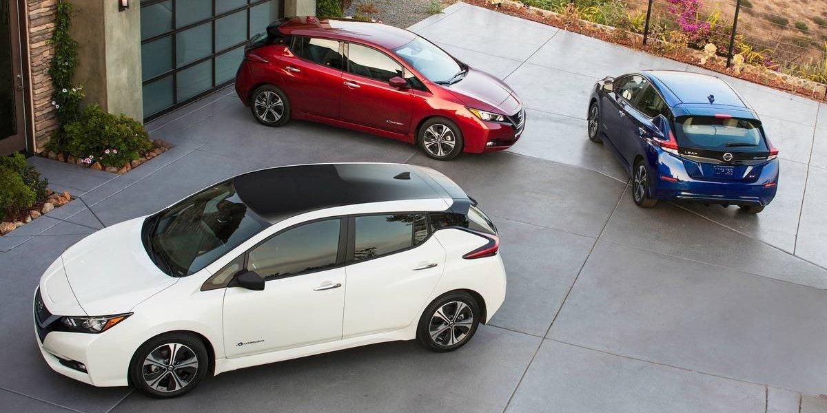 Nissan LEAF ha vendido 300 mil unidades desde 2010