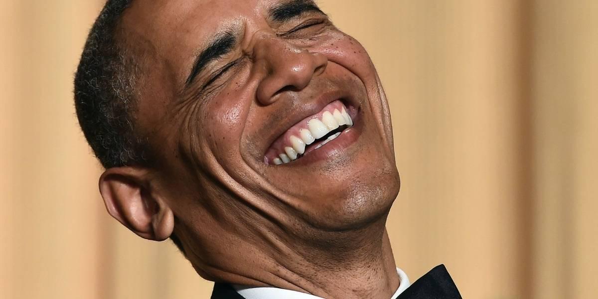Barack Obama fue el amo de Twitter en 2017