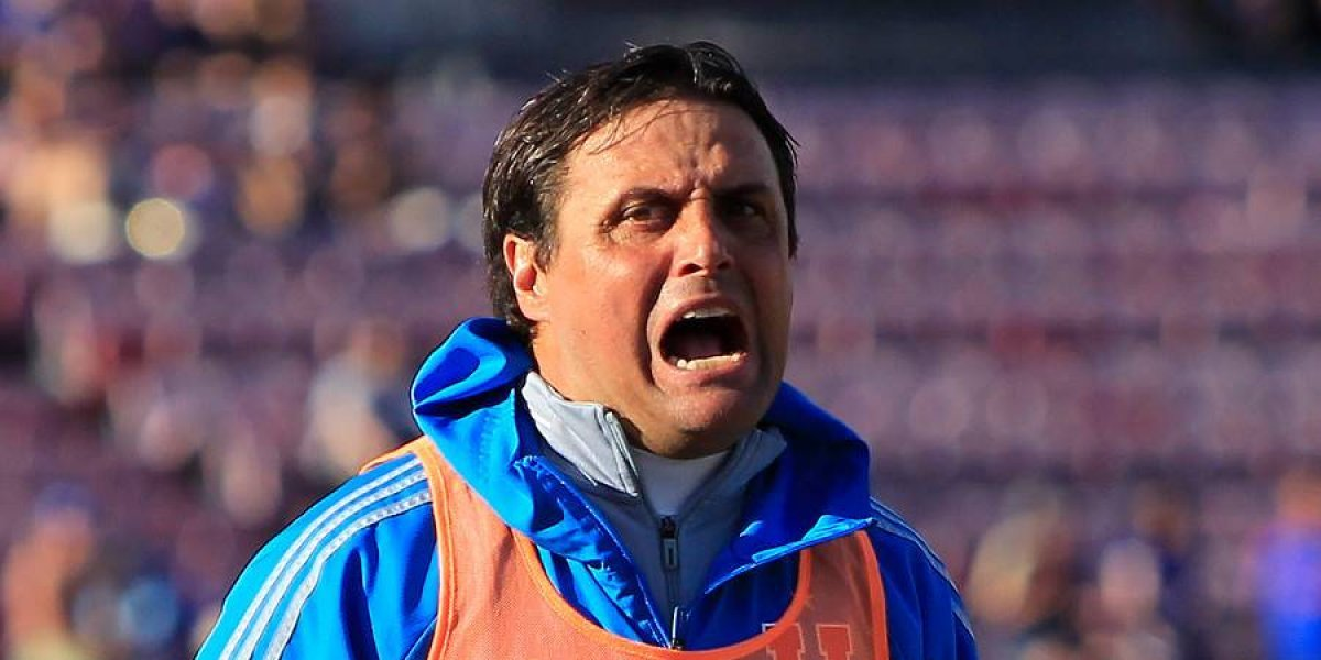 """Hoyos le pone plazo a Pinares: """"El lunes queremos tener definido el plantel en su totalidad"""""""