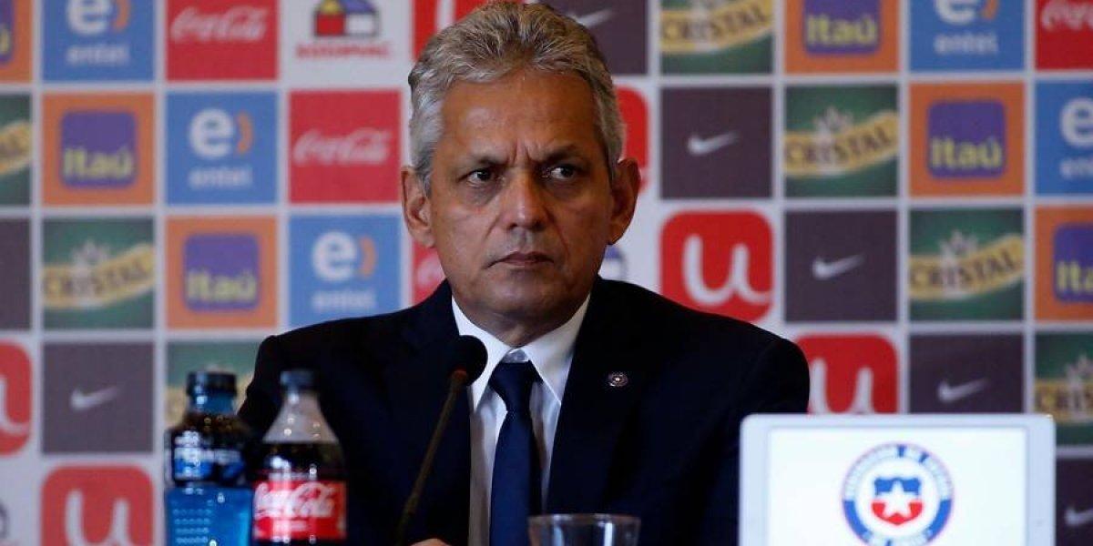 Mañana presentan a Reinaldo Rueda como DT de la selección chilena