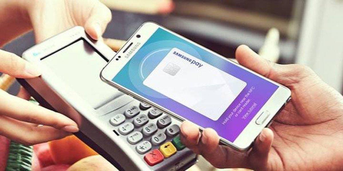 Samsung y su innovadora creación de forma de pago