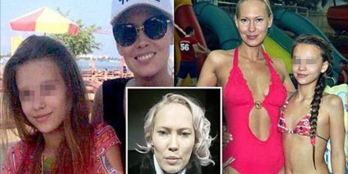Madre rusa trató de vender la virginidad de su hija de 13 años por USD 26 mil
