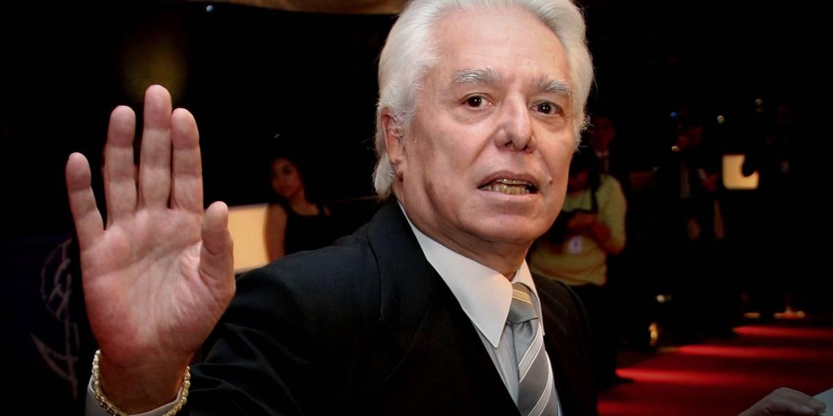 Enrique Guzmán ofende y llama 'pende...' a César Costa