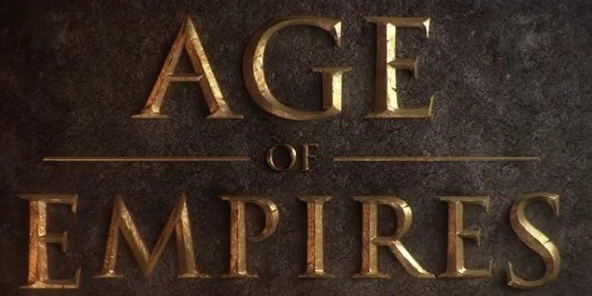 Age of Empires regresa pero ahora en formato 4K
