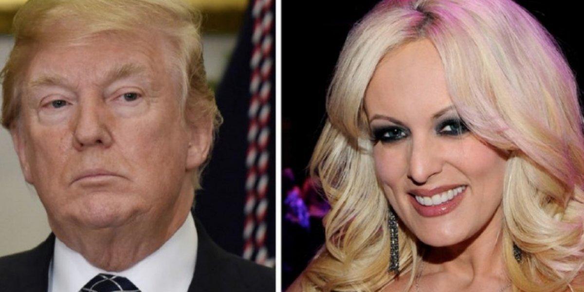 Actriz porno revela detalles de sus encuentros con Trump
