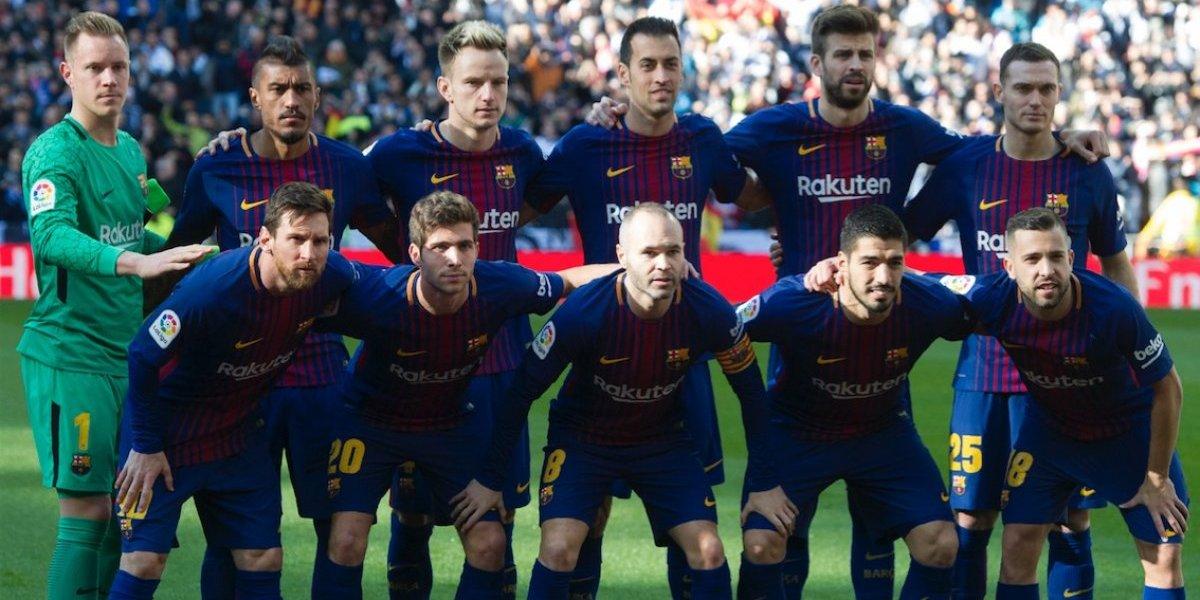 El Barcelona renueva el contrato de Gerard Pique hasta 2022