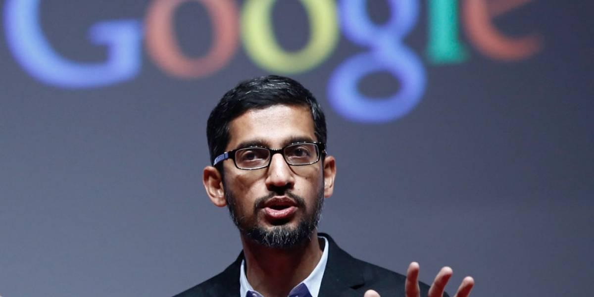 CEO de Google admite errores tras manipulación rusa
