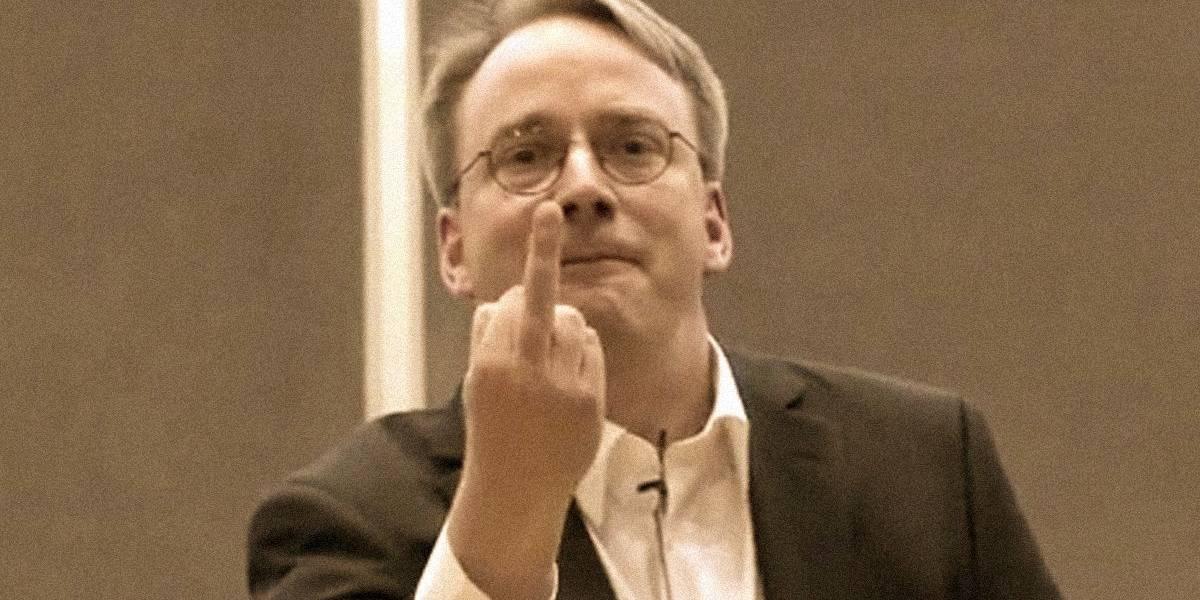 """Linus Torvalds disparó contra Intel: """"Admitan que tienen un problema en vez de andar haciendo relaciones públicas"""""""