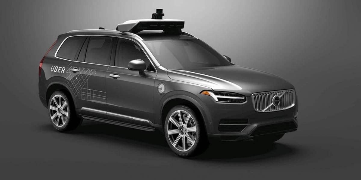 Uber confirma que pronto usará vehículos autónomos sin respaldo humano