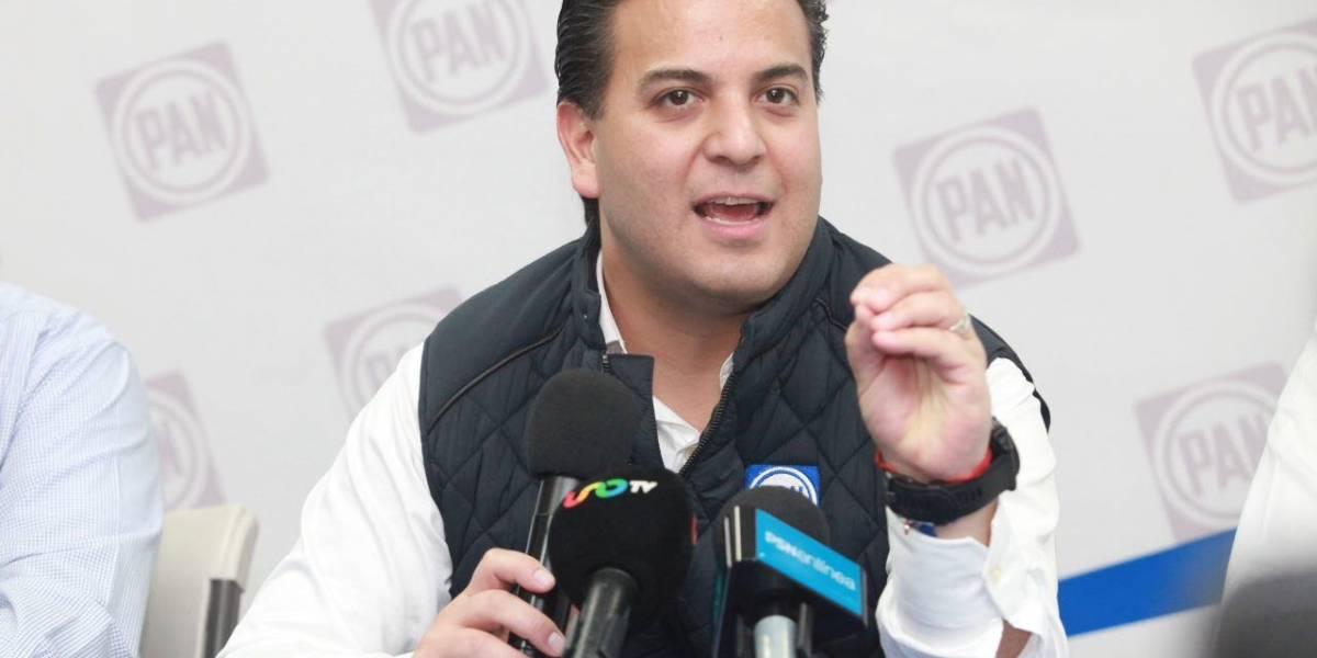 Acción Nacional construirá candidatura a través de la unidad: Zepeda