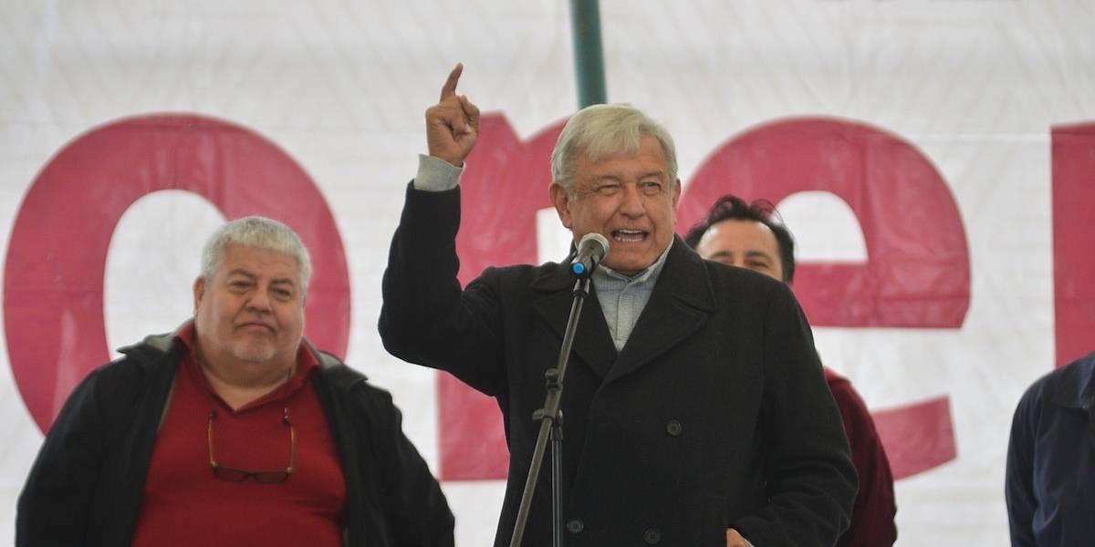 Desmienten encuesta que posiciona a López Obrador en primer lugar