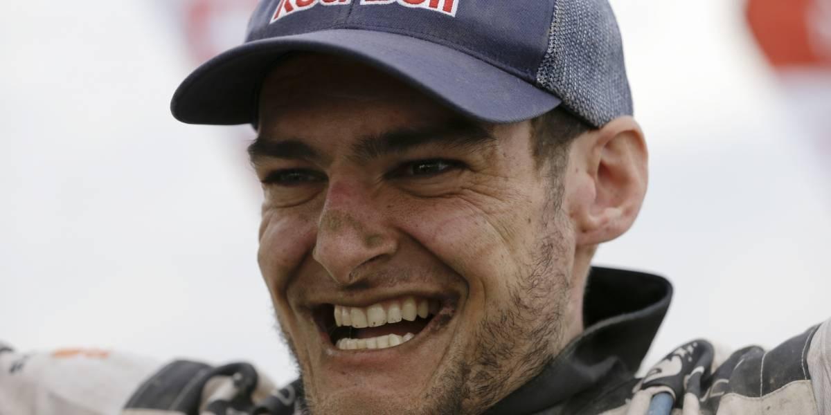 Recorrido perfecto: Ignacio Casale ganó el Dakar con un histórico de punta a punta