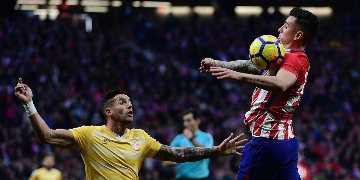 Atlético y Valencia tropiezan y le dejan el camino libre al Barcelona