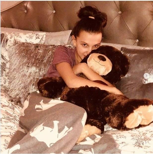 Millie Bobby Brown Instagram Millie Bobby Brown
