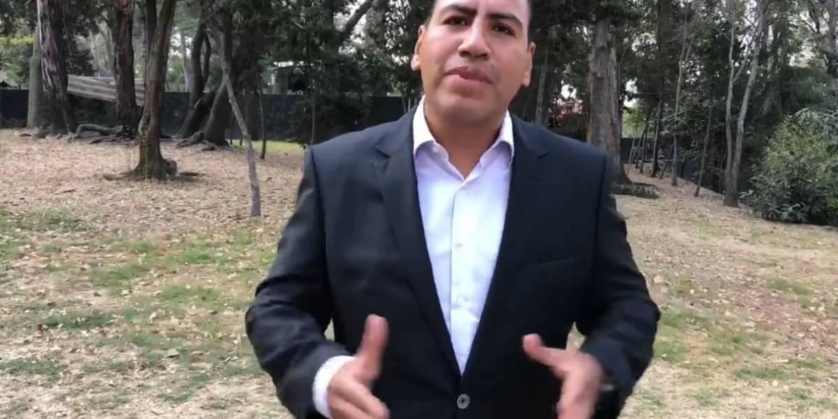 Renuncia líder del PVEM en Chiapas por presunta imposición de candidatura