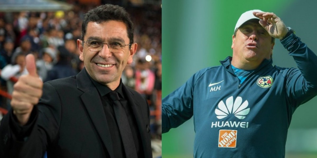 David Patiño y 'Piojo' Herrera, dos viejos conocidos
