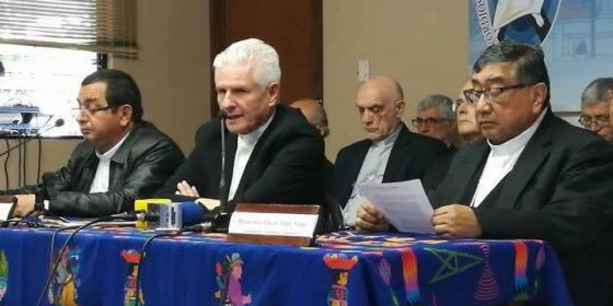El fuerte mensaje de los obispos de Guatemala a los organismos de Estado