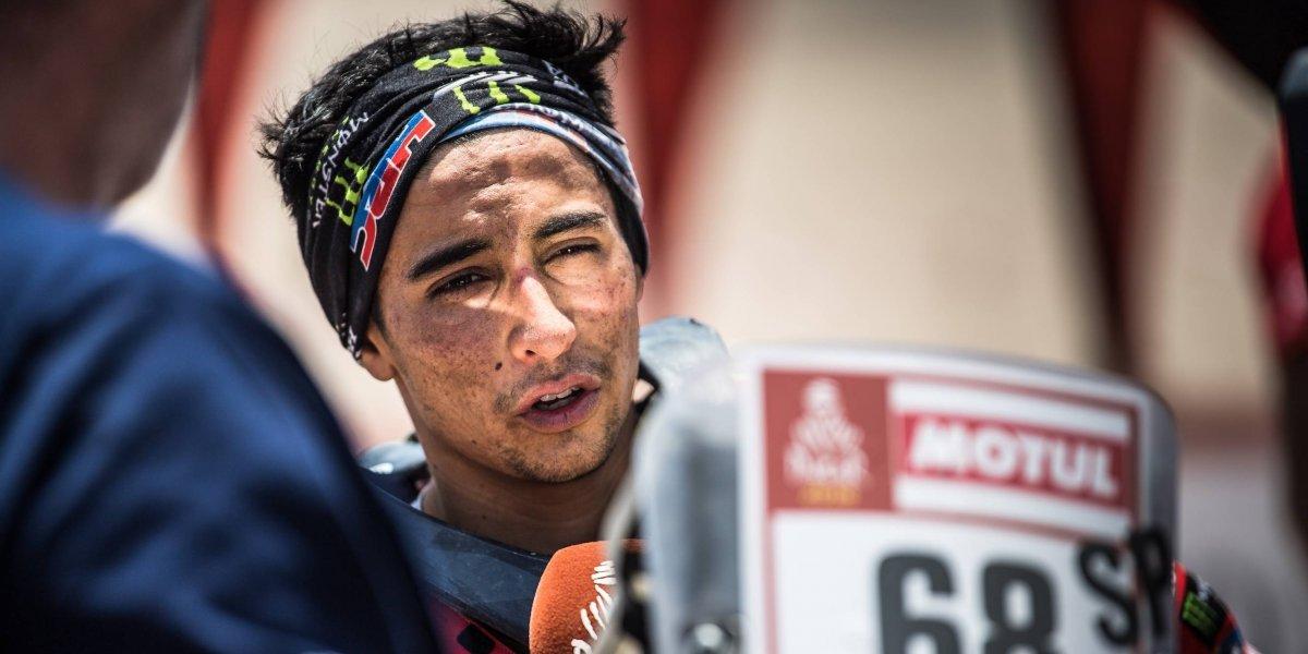 El último acto de compañerismo de Ignacio Cornejo que pudo costarle el top ten del Dakar