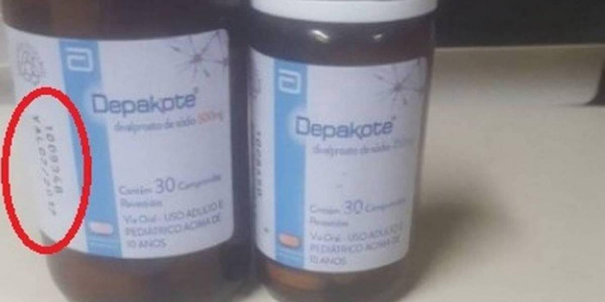 Remédio para epilepsia encontrado com motorista de Copacabana estava vencido