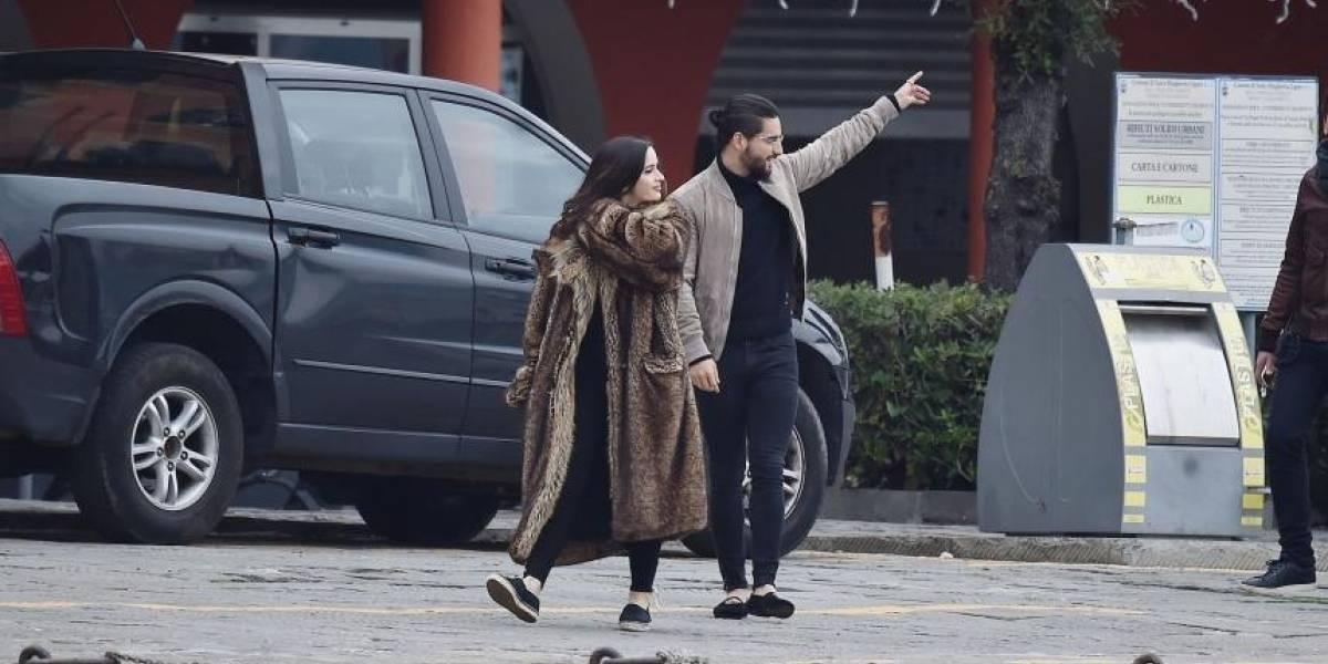 Maluma y Natalia ya no esconden su romance