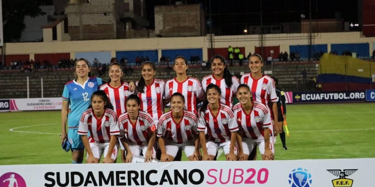 Paraguay y Colombia a cuadrangular final por cupos al Mundial de Francia