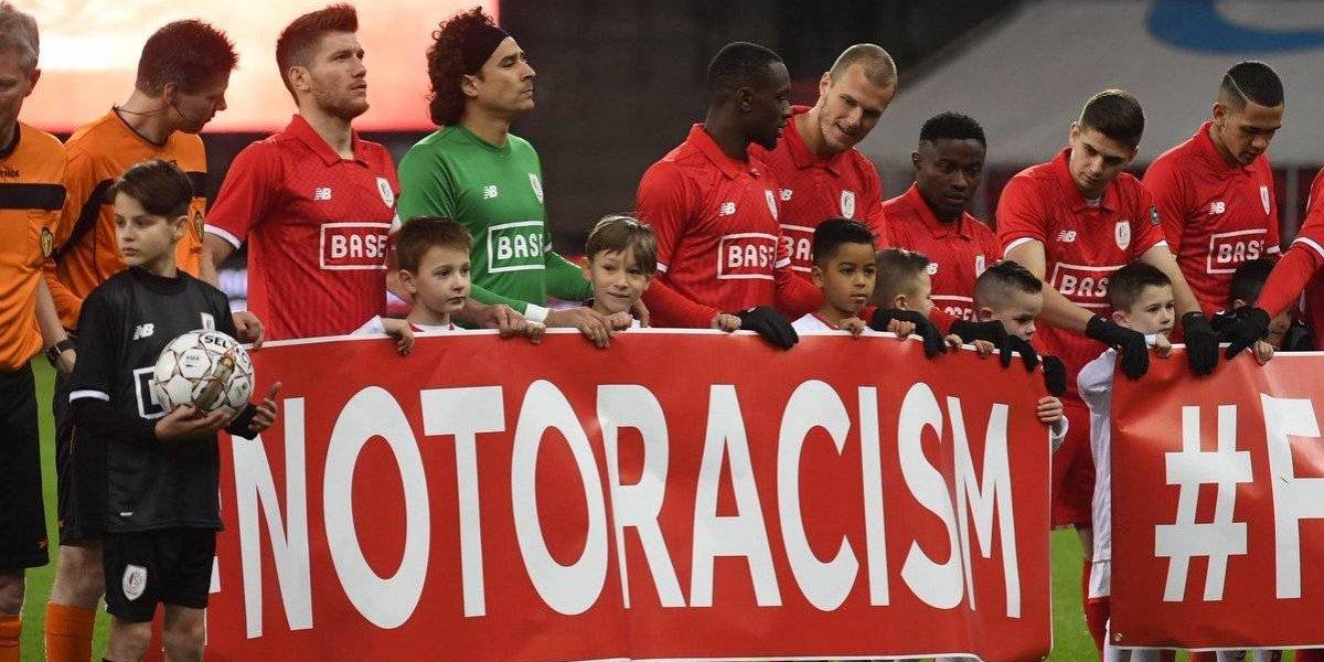 Standard y 'Memo' Ochoa inician 2018 con triunfo en Bélgica