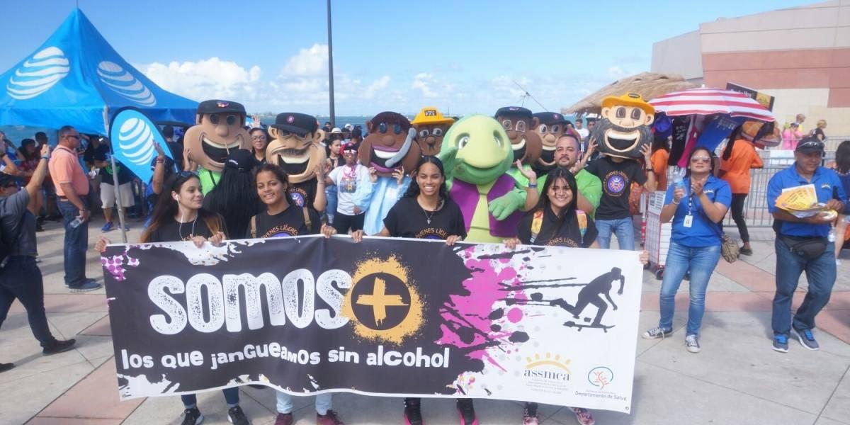 Invitan a disfrutar las SanSe con moderación de alcohol