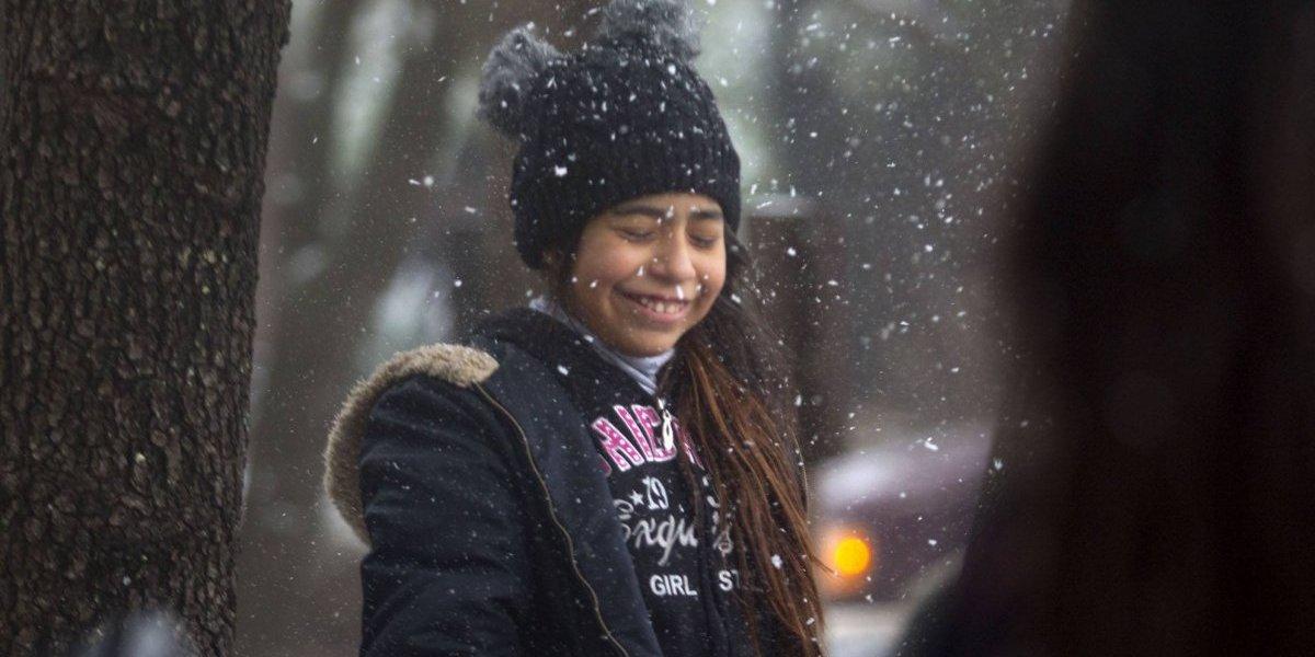 Frente frío 24 marca descenso de la temperatura en gran parte del país