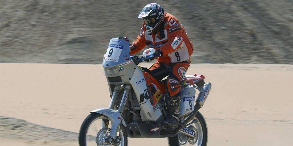 La escasa lista de chilenos que ha sabido subirse a un podio en el Dakar