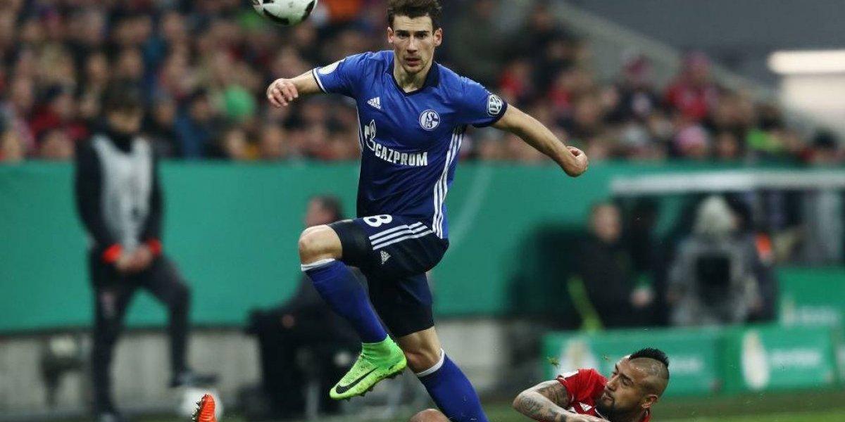 """""""Adiós Vidal"""": en Alemania ya despiden al Rey tras llegada de Goretzka al Bayern"""