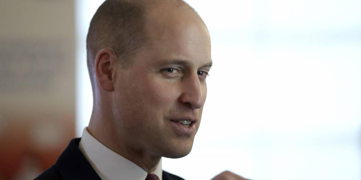 El nuevo corte de cabello del Príncipe William y su escandaloso costo