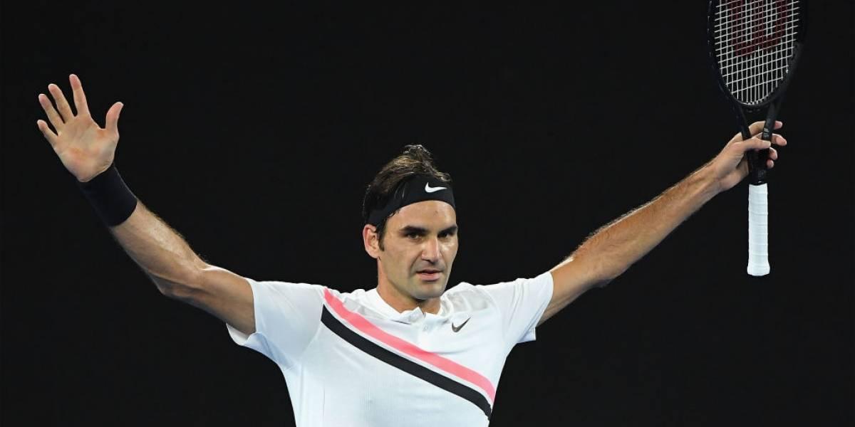 Federer y Djokovic siguen arrasando en Australia, Del Potro cayó eliminado por Berdych