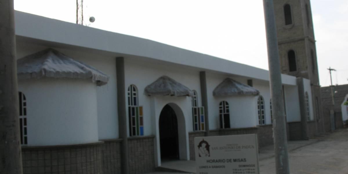 Ladrones roban iglesia en Colombia y se llevan dos millones en efectivo