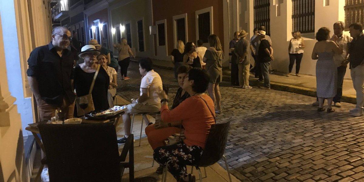 ¿Cómo celebran los residentes las Fiestas de la calle San Sebastián?