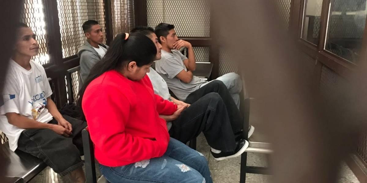Sentencian a secuestradores de Chimaltenango con penas de hasta 130 años