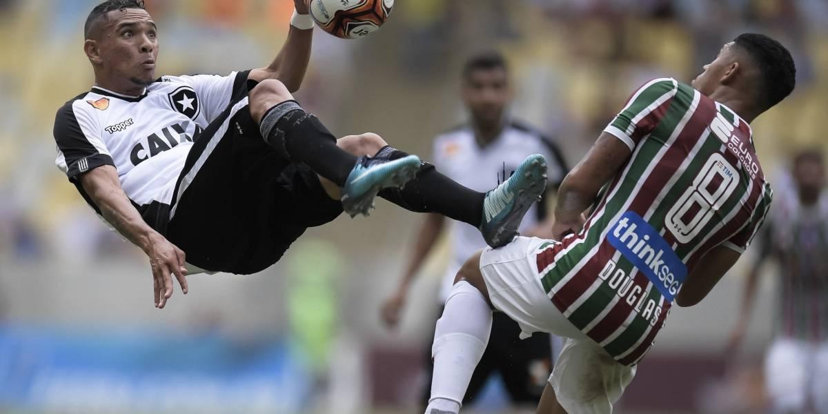 Fluminense e Botafogo empatam sem gols no primeiro clássico do Campeonato Carioca