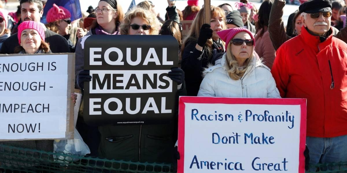 Marcha das Mulheres contra Trump toma ruas de várias cidades ao redor do mundo; veja imagens