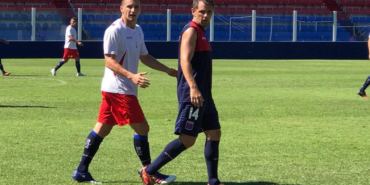 Montillo se lesiona la rodilla y junto al club definirá su futuro